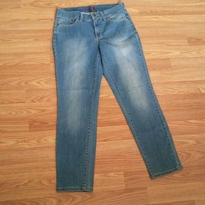 Not your daughter jeans size 6 ankle pants